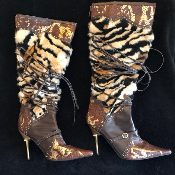 Wild Rose Shoes - Wild Rose boots